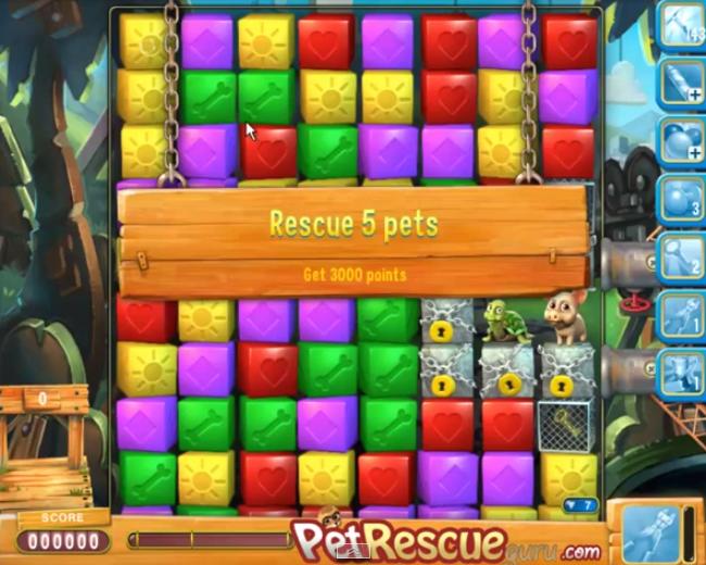 pet rescue saga kostenlos spielen
