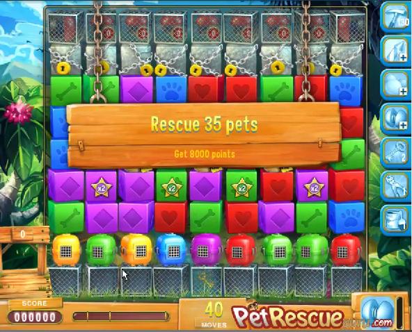 Pet Rescue Saga Level 705   petrescueguru com