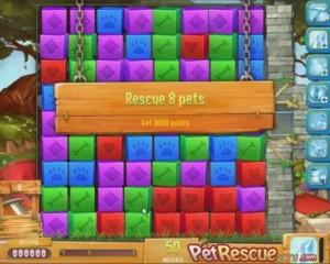 Pet Rescue Saga level