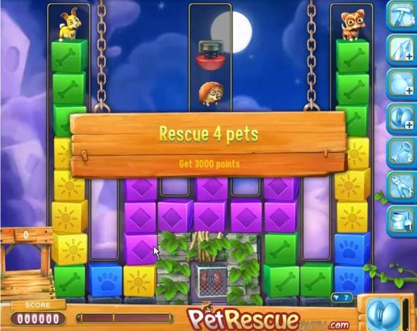 Pet Rescue Saga Level 797   petrescueguru com